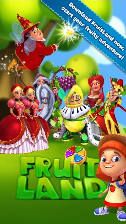 Fruit Land - match3 adventure screenshot-4