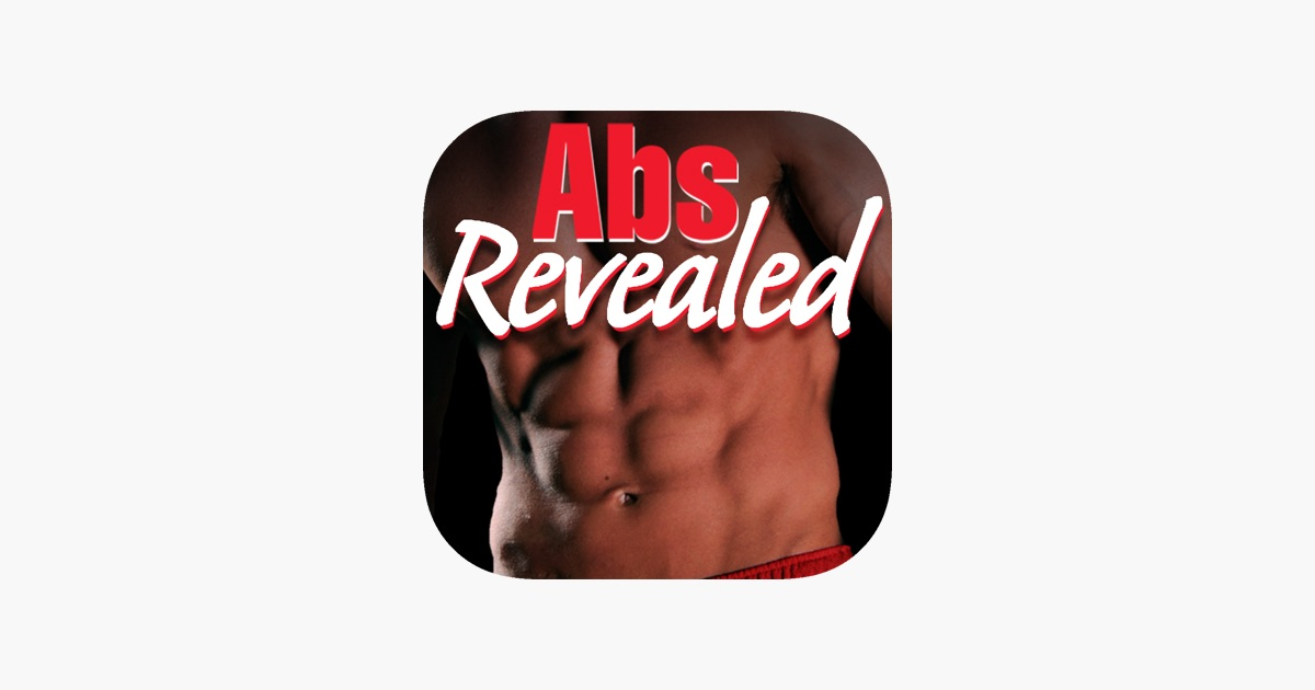 Abs Revealed on the App Store