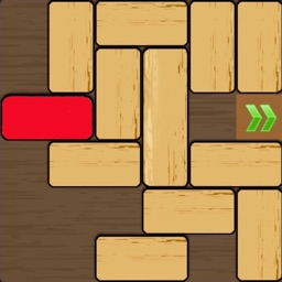 Unlock Red Block Free : Slide Block