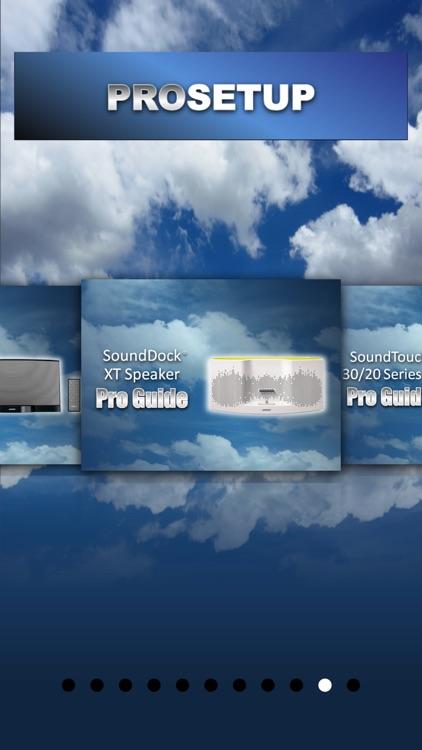 Pro Setup for Bose Wireless Speakers screenshot-4