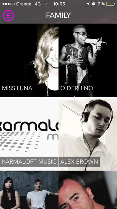 Ibiza Live Radio screenshot three
