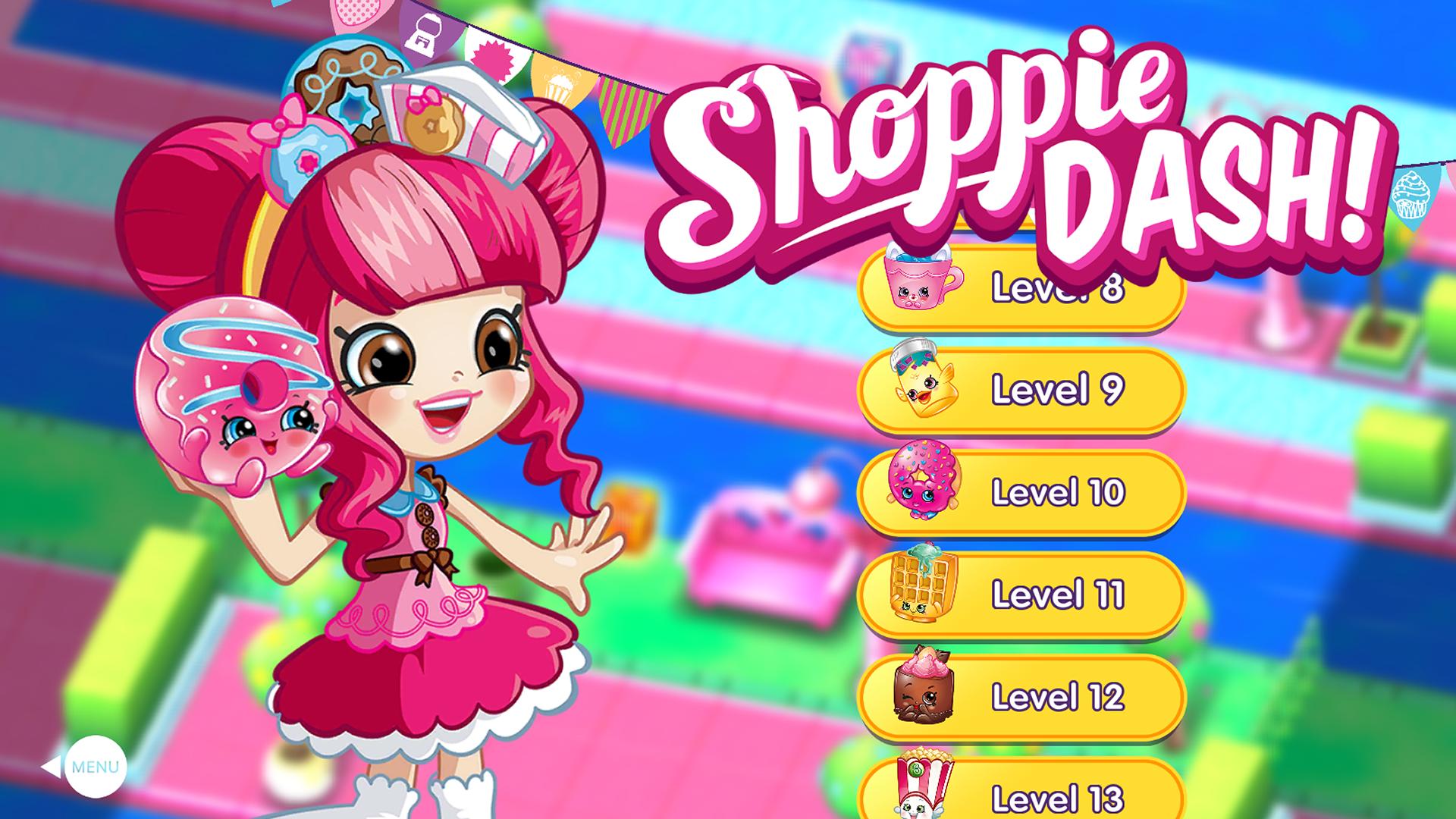 Shopkins: Shoppie Dash! screenshot 15