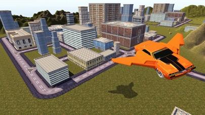リアル 未来 飛行 車 :ベスト パイロット シミュレータのスクリーンショット4