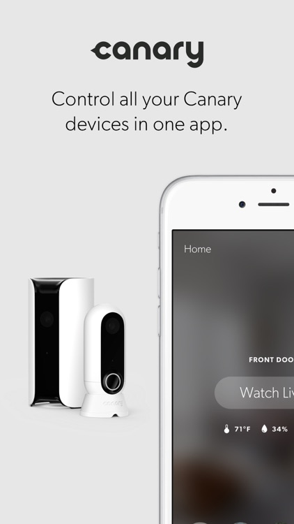 Canary - Smart Home Security