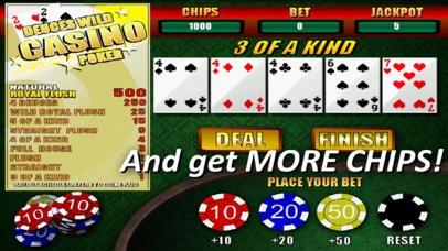 Deuces Wild Casino Poker screenshot three
