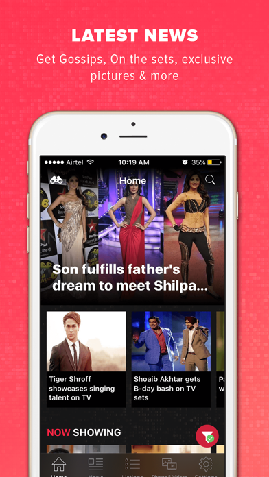 TV Times - TV Guide & TV Shows Screenshot