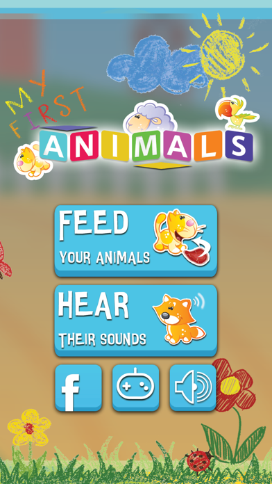 My First Animals - Fun Game for Boys and Girls screenshot three