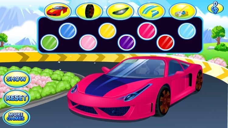 Repair Sports Car screenshot-3