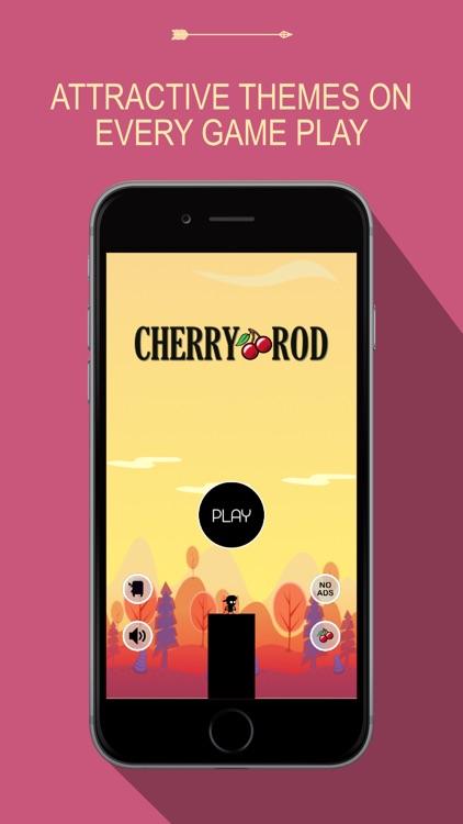 Cherry Rod