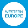 Travel Guide & Offline Map for Western Europe