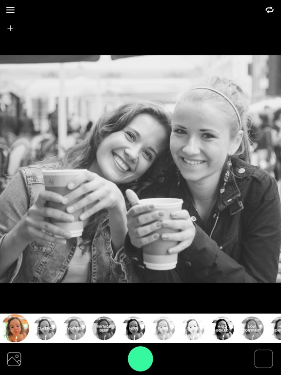 Screenshot #2 for BlackCam - Black&White Camera