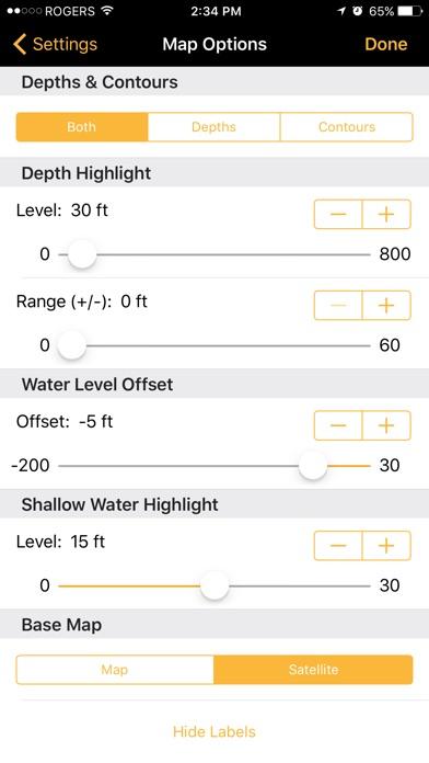 Humminbird FishSmart app image