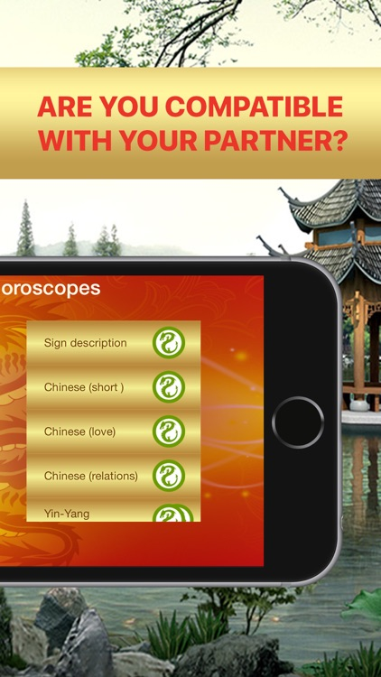 Horoscope Chinese and zodiac sign compatibility