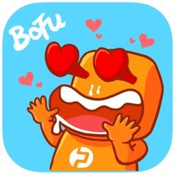 Bofu-Super cute gif expression