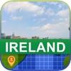 オフラインて アイルラント マッフ - World Offline Maps