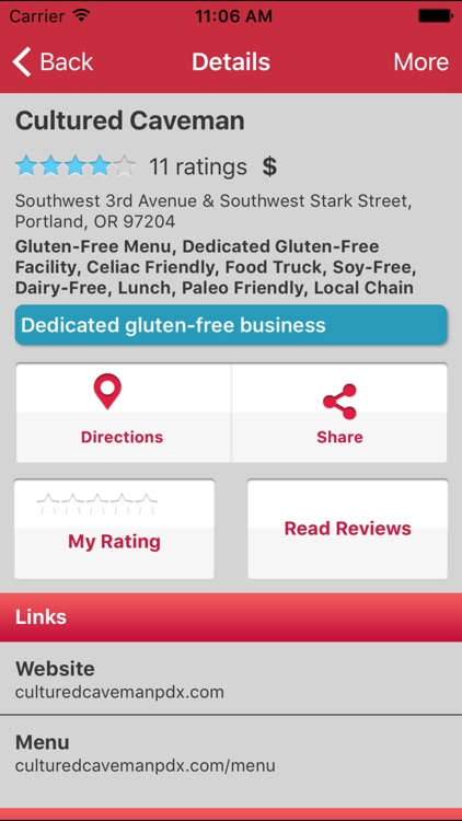 Find Me Gluten Free screenshot-3