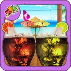 Activities of Soda Drink Maker – Make cold fresh juices in this cooking mania game