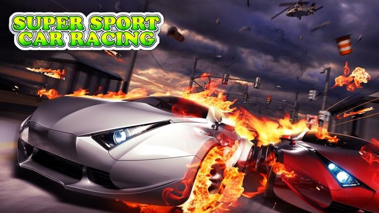 Super Sport Car Racing - Driving Sport Stock PRO