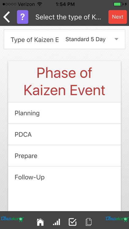Lean Kaizen Events screenshot-2