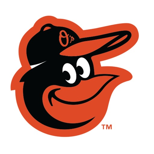 Baltimore Orioles 2016 MLB Sticker Pack