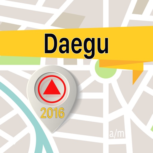 Daegu Offline Map Navigator and Guide