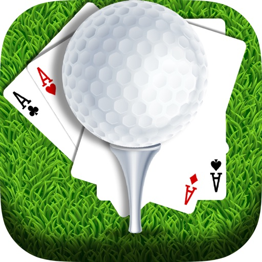Ace Golf Solitaire Super Swing Star! Scorecard