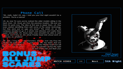 2016 Cheat Guide For Five Nights At Freddy's 2 & 1 Screenshot on iOS