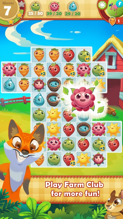 Farm Heroes Saga screenshot-1