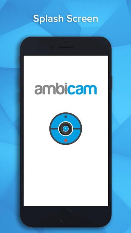 ambicam - smart camera