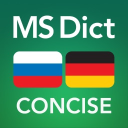 Russian <-> German CONCISE Dictionary