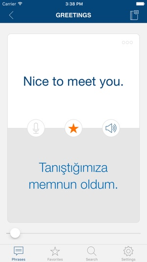 Learn Turkish Phrases & Words on the App Store