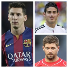 Activities of Who's the Football Player - Soccer Quiz