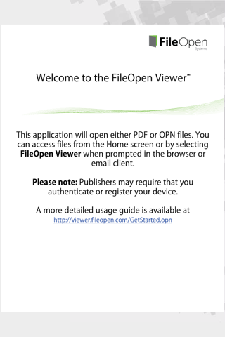 FileOpen Viewer - náhled