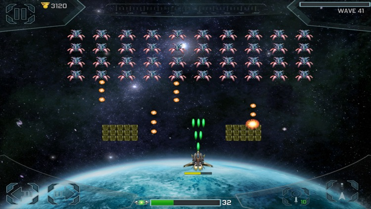 Space Cadet Defender HD: Invaders screenshot-0