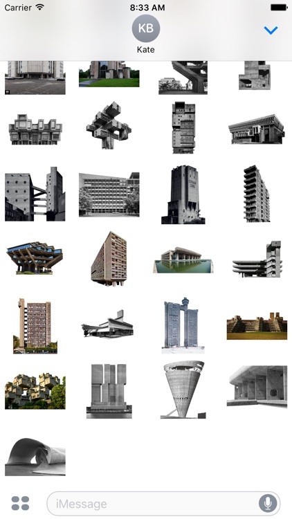 Brutalist Buildings