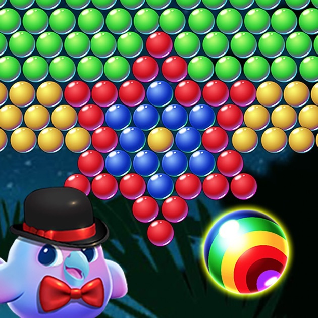free bubble shooter game download
