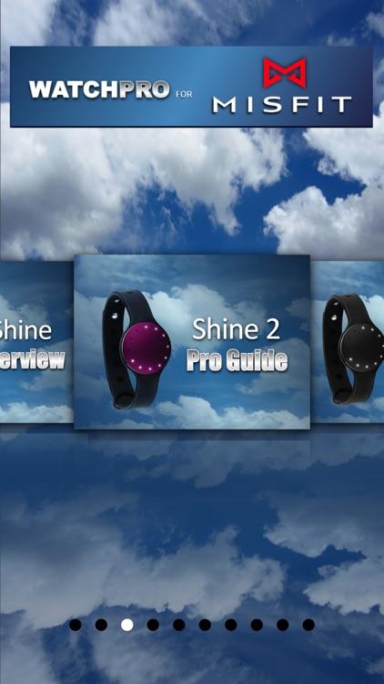 WatchPro for Misfit Series screenshot-3