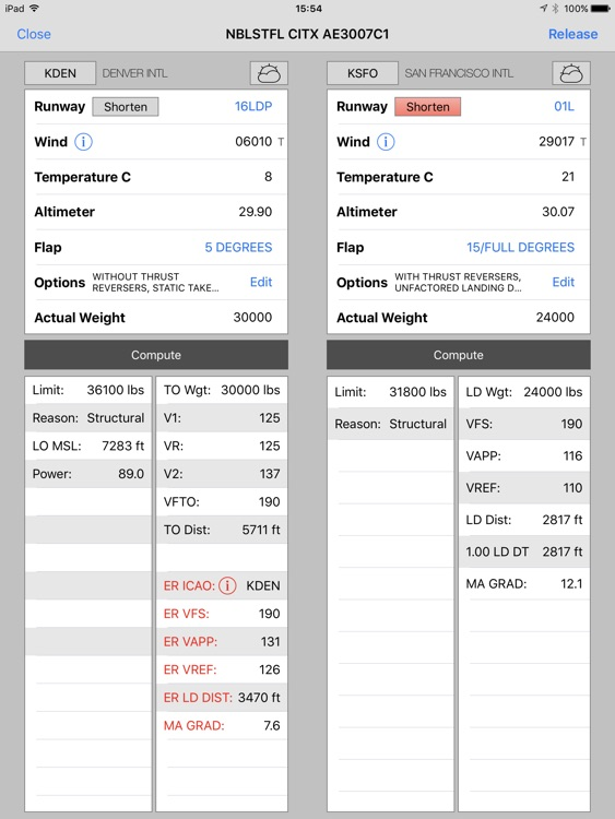 iPreFlight3 screenshot-4