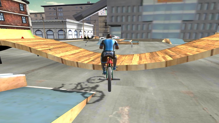 BMX Pro - BMX Freestyle game screenshot-3