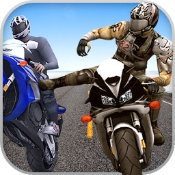 Bike Attack Race