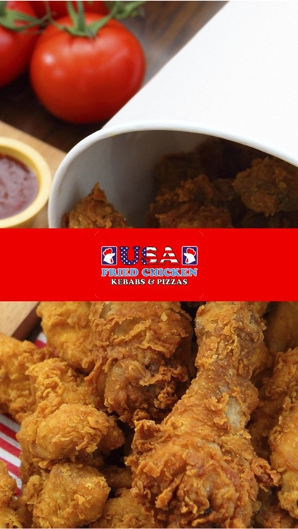 Usa Fried Chicken Fast Food Takeaway By Eurofoods Group