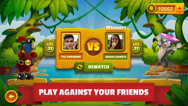Jungle Kings - Multiplayer