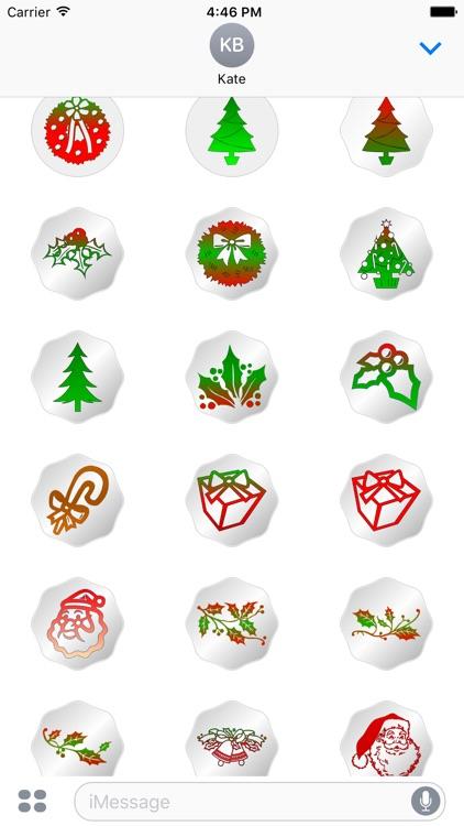 Merry Christmas Emojis