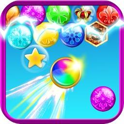 Bubble Rainbow Colorful - Shoot Quest