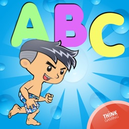 ABCD Learn First Words : Coloring Book Edition