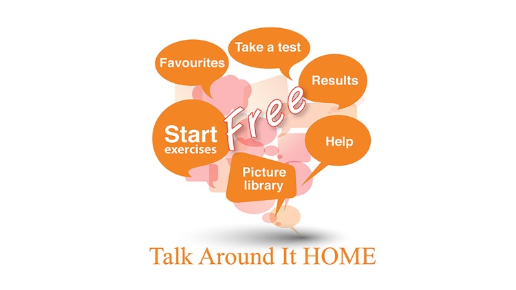 Talk Around It Home FREE-Speech & Language Therapy