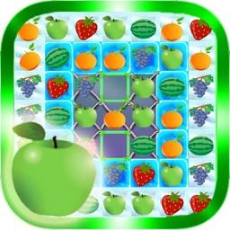 Bomb Fruit Connect