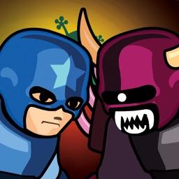 SuperHero Castle Defense – The Age of America Pro