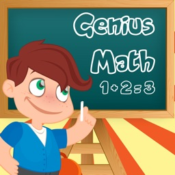 Genius Math: Game for training your brain
