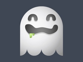 Halloween Ghosts Sticker 2